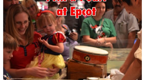 Why You Should Do Pick a Pearl at Epcot