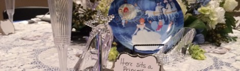 A Cinderella Themed Table Fit for a Princess