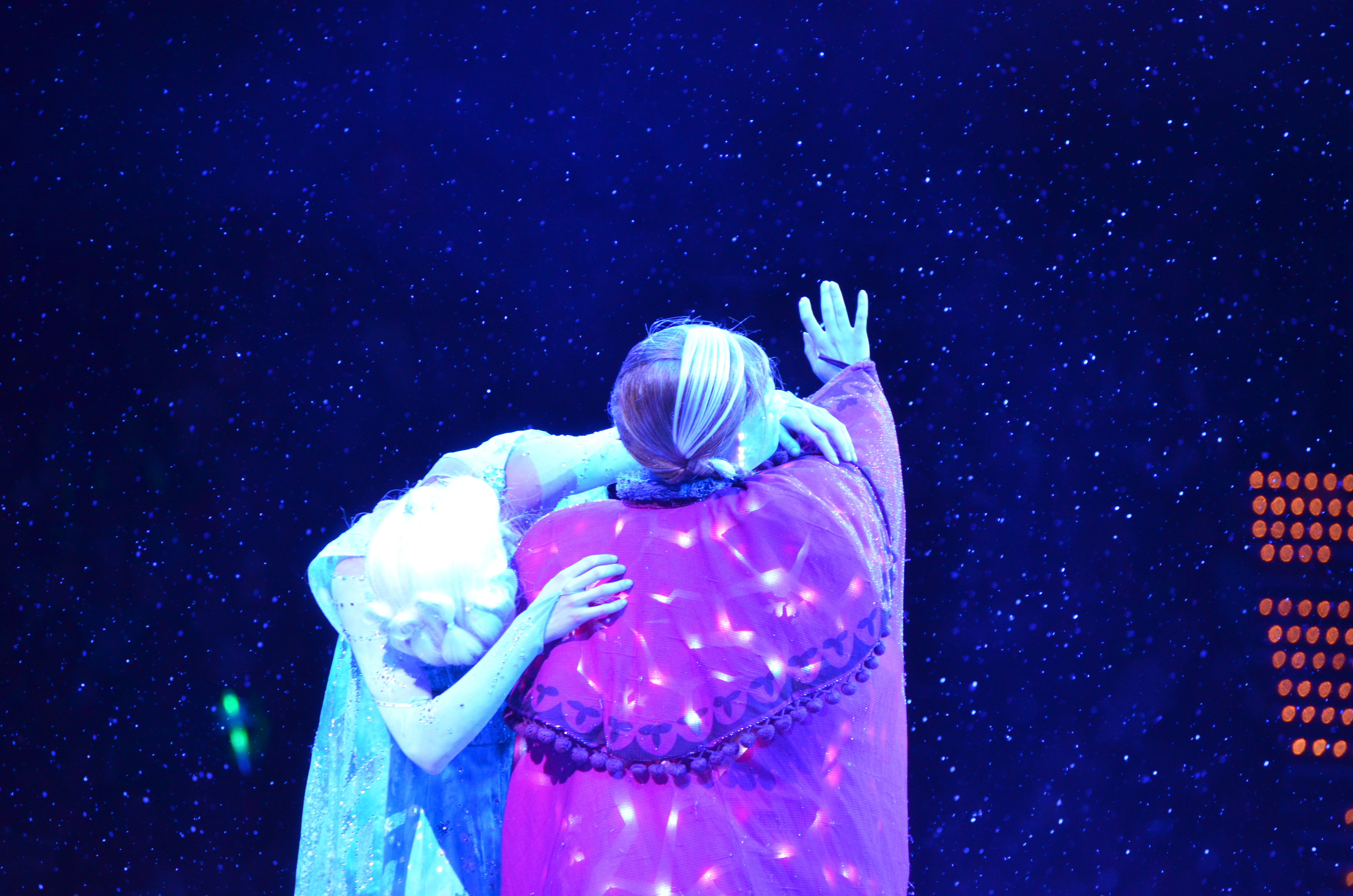 Frozen On Ice Review Part 2 The Mom Approved Blog