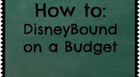 DisneyBound on a budget!