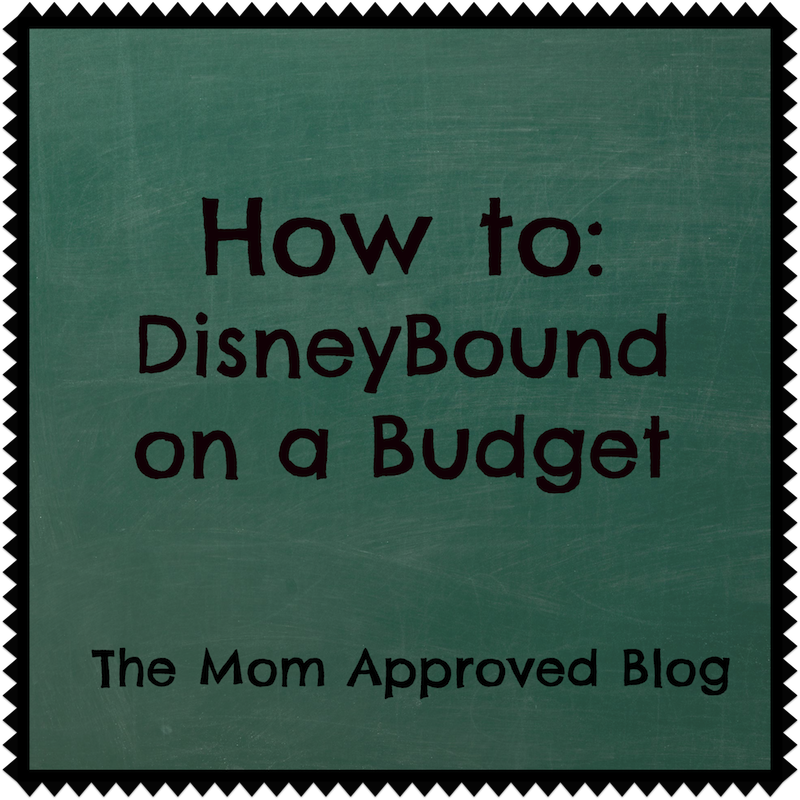 Disneybound on a budget