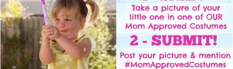 The Mom Approved Costumes Photo Contest is Back!