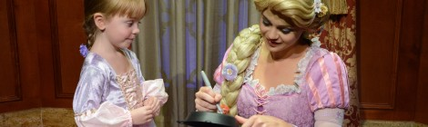 Magical Meet Monday - Meet Rapunzel at Disney