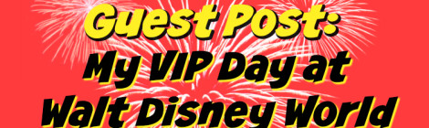 Guest Post: A review of the VIP tour at Disney World