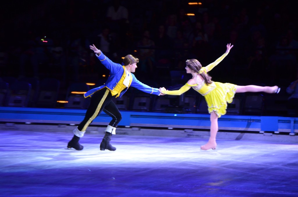 Disney On Ice Beauty and the Beast 2