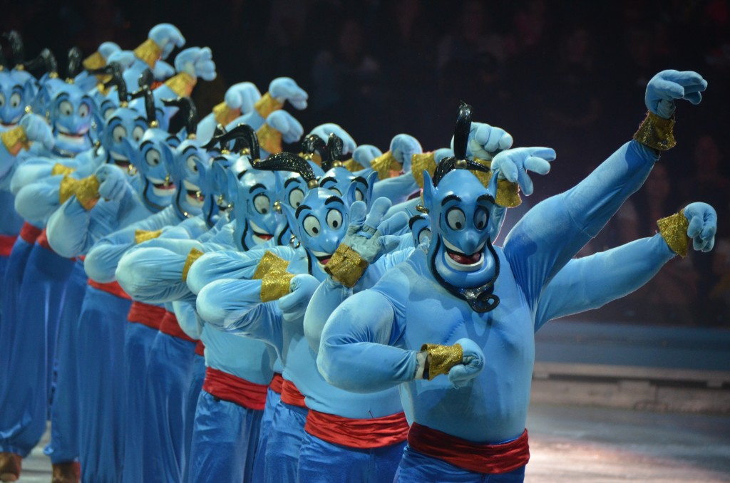 Disney On Ice Genie