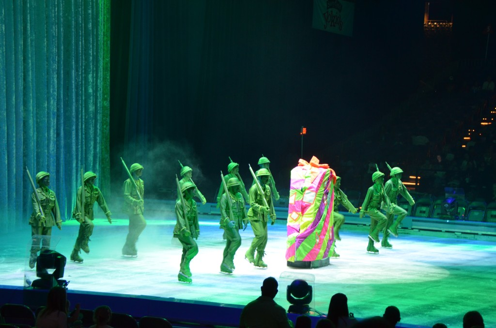 Disney On Ice Toy Story Green Army Man