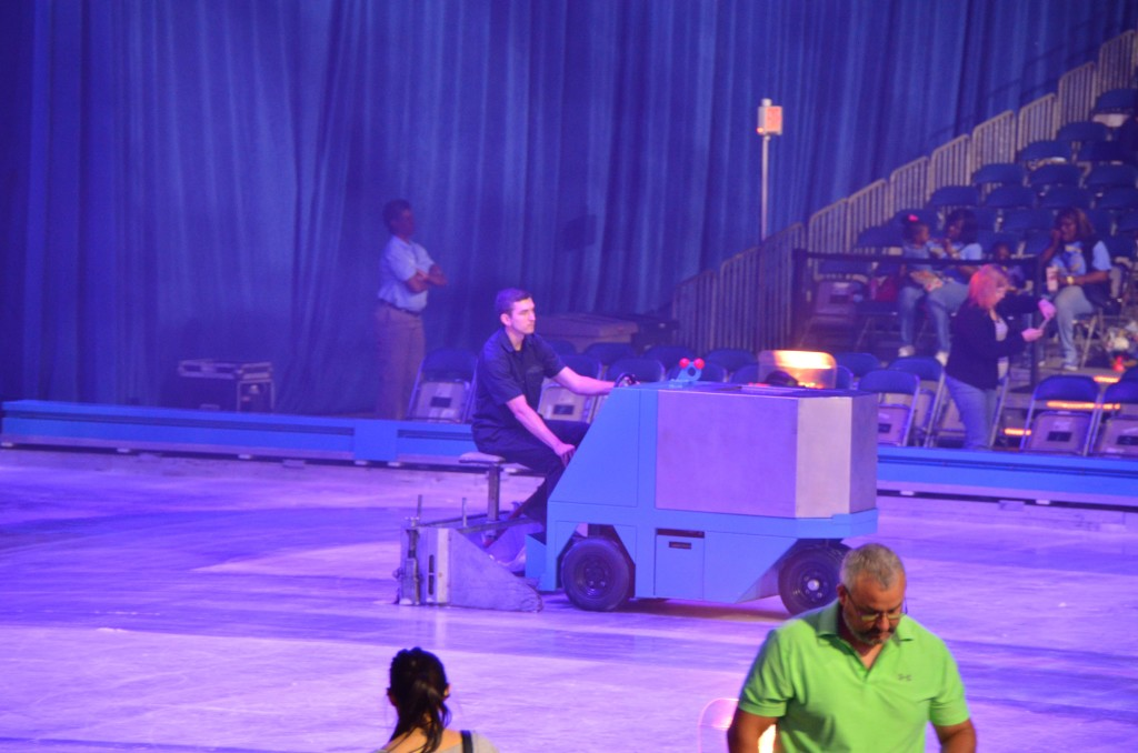 Disney On Ice Zamboni