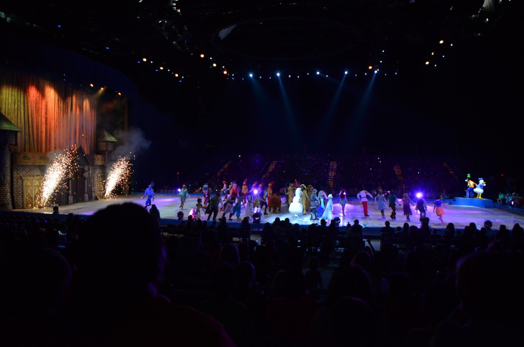 Disney on Ice Finale 2