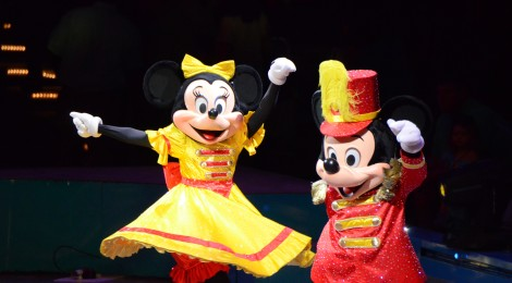 Disney On Ice 100 Years of Magic - Part 2