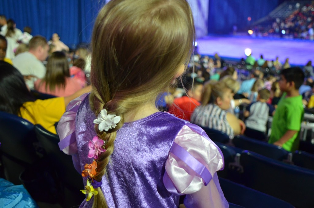 Disney on Ice Seating