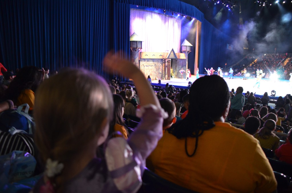 Disney on Ice finale 3