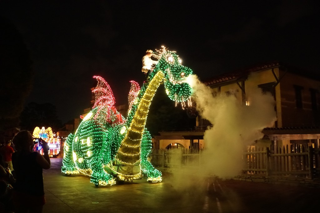 Pete's Dragon _ ELectrical Parade
