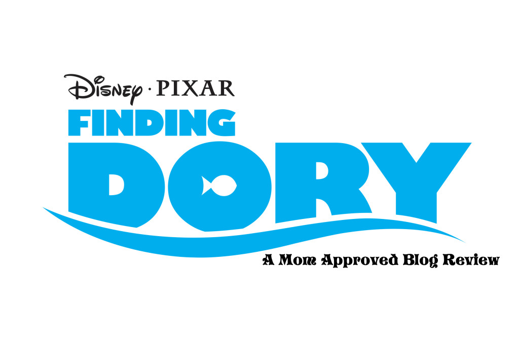 Finding Dory Title Image edited