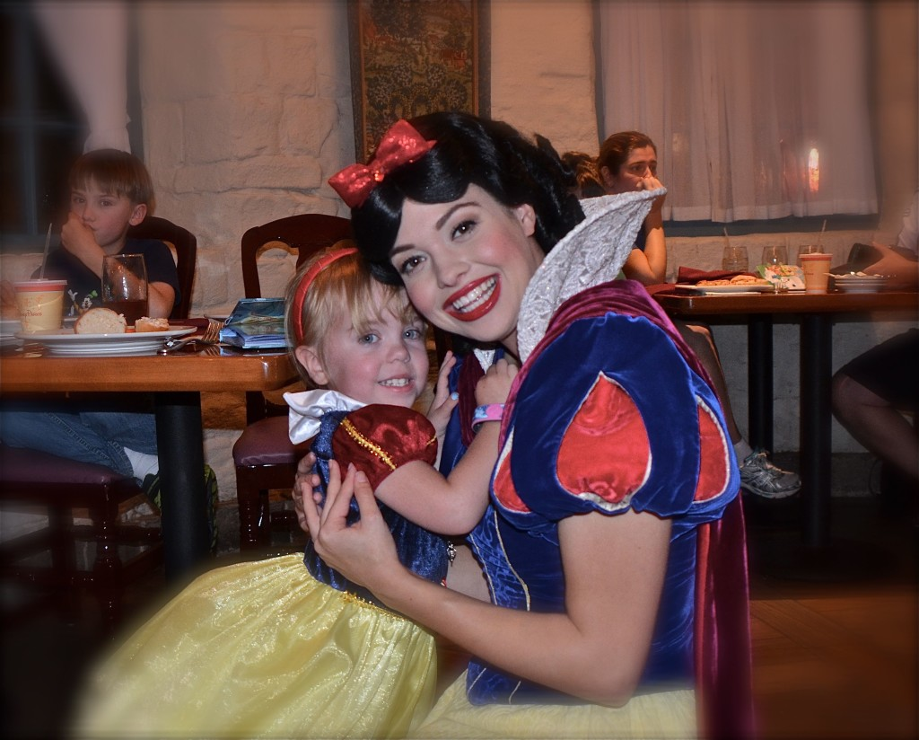 Featured: Mom Approved Costumes Deluxe Snow White dress