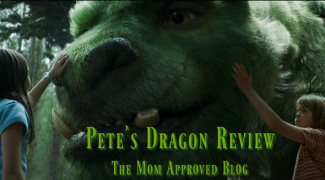 Pete's Dragon Review and Activities