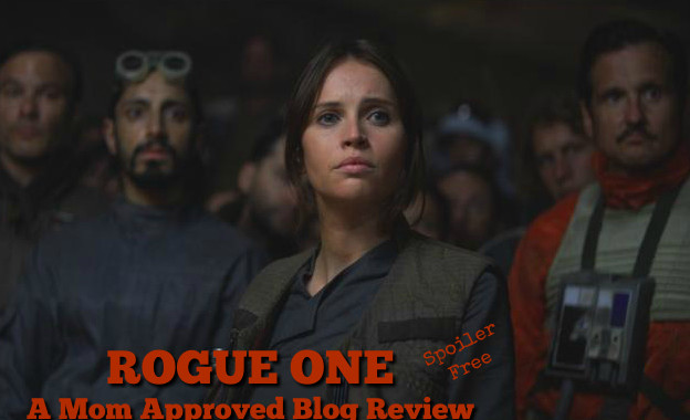Rogue One Review - What Moms and Dads Need To Know (Spoiler Free)