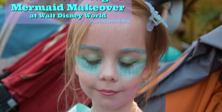 The Pirates League Mermaid Makeover at Walt Disney World Mom Approved Review
